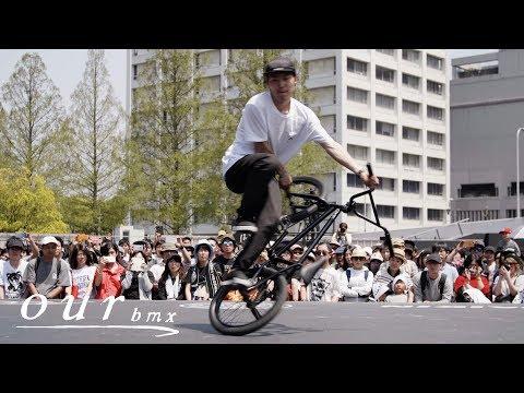 RYO KATAGIRI WINNING RUN - FLATLAND - FISE WORLD JAPAN 2019
