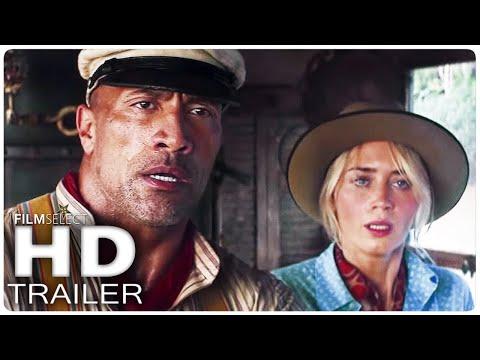 JUNGLE CRUISE Trailer (2020)