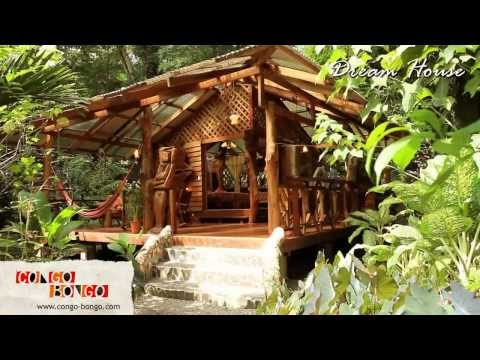 Congo Bongo Ecolodges - Dream Nature House - Manzanillo Beach Costa Rica