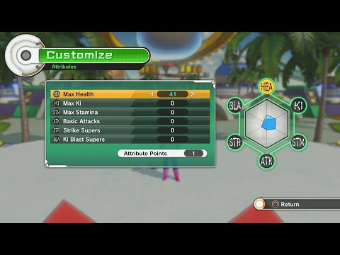 Dragon Ball Xenoverse: Best Way To Level Up Your Character (Fast!)