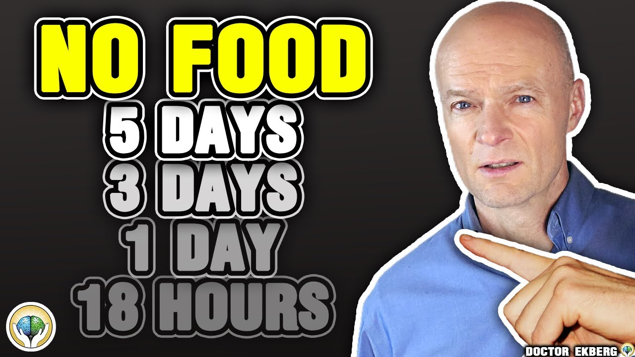What Happens If You Don't Eat For 5 Days?