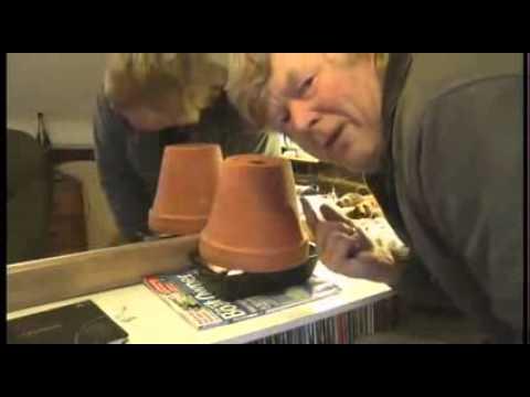 Como calentar tu casa con una maceta y unas velas youtube - Calentar una casa ...