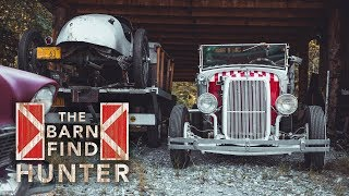 A Flock of Ford Hot Rods Found in Fairbanks, AK | Barn Find Hunter - Ep. 52