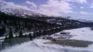 Echo-Hawk Helicopter Landing at Alaskan Pipeline PS10.3gp