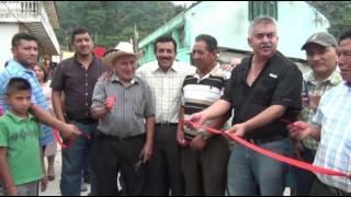 Inauguracion calle Mariscal San Rafael Pie de la Cuesta
