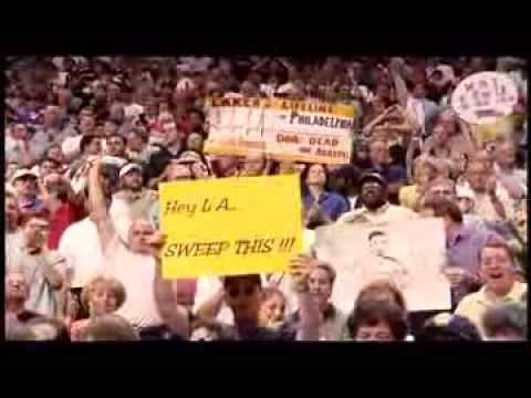 2000-01 -  L A  Lakers - Championship (ЛА Лейкерс в сезоне 2000-2001)