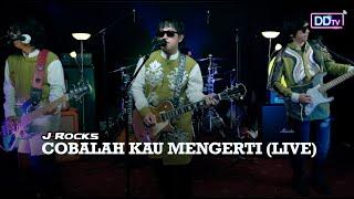 J-ROCKS - Cobalah Kau Mengerti (LIVE) | Ramadan Berbagi Musik
