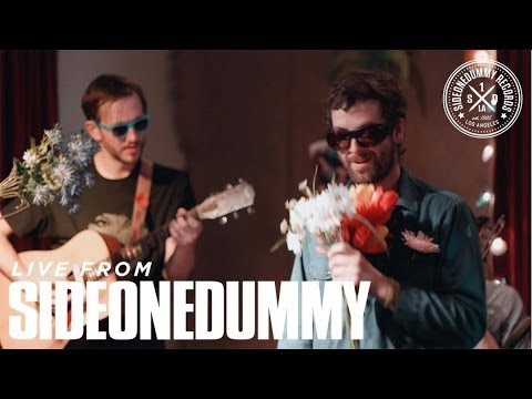 """Live From SideOneDummy: AJJ """"Do, Re, and Me"""""""