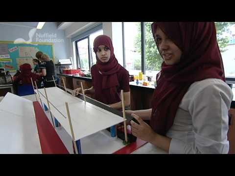 Nuffield STEM Futures: Mulberry School