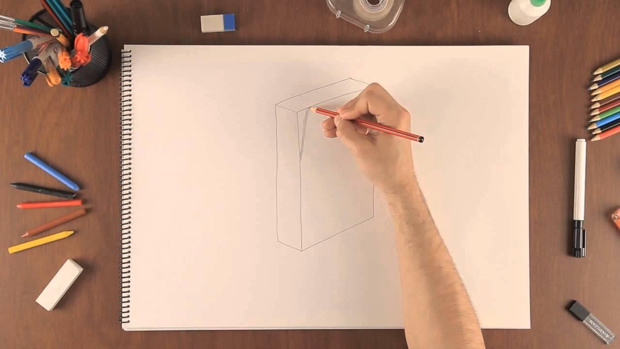 C mo dibujar vetas en la madera aprende a dibujar como - Aprender a pintar en madera ...