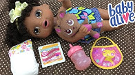 Fun With Baby Alive Youtube