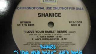 Shanice - I Love Your Smile (Hak