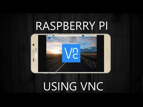 How To Control Raspberry PI Using Mobile | VNC Viewer | EP 03