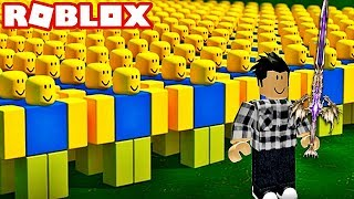 I CREATED AN ARMY OF SOLDIERS. Roblox