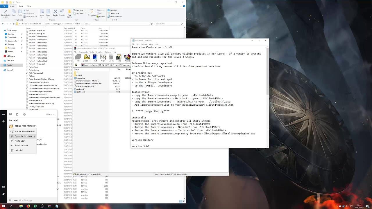 download nexus mod manager skyrim legendary edition