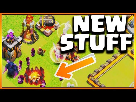 NEW PEKKA LEVEL 6 + INFERNO TOWER LEVEL 5 & MORE JUNE 2017 UPDATE | Clash Of Clans