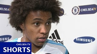 Chelsea: Willian: We have to continue in this way