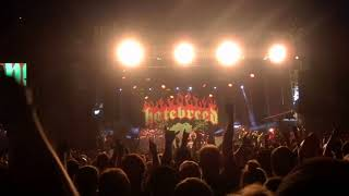 HATEBREED- Seven Enemies live- Brutal Assault 2017