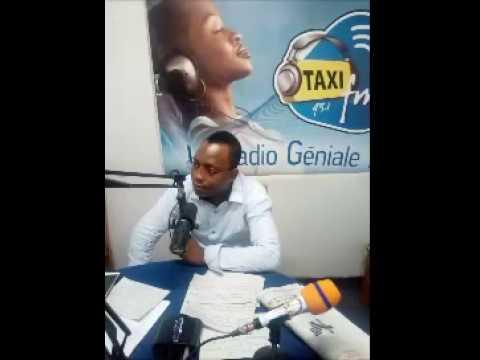 Emission Taxi Presse 12 Décembre 2017 Radio Taxi Fm Togo