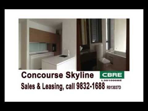 Concourse Skyline TOP Soon For Sales & Leasing, call Esther 98321688