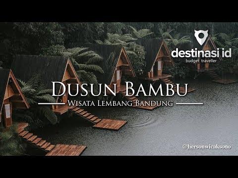 wisata-dusun-bambu-|-lembang-bandung-#destinasiid