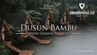 Wisata Dusun Bambu | Lembang Bandung #destinasiid