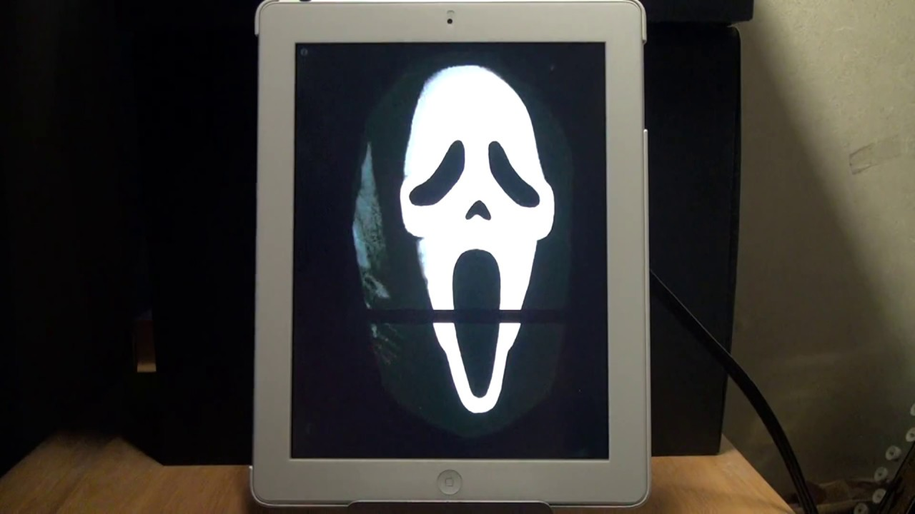 Scream Ghost Face Soundboard How To Isplithead App For Iphone Itouch Ipad Youtube