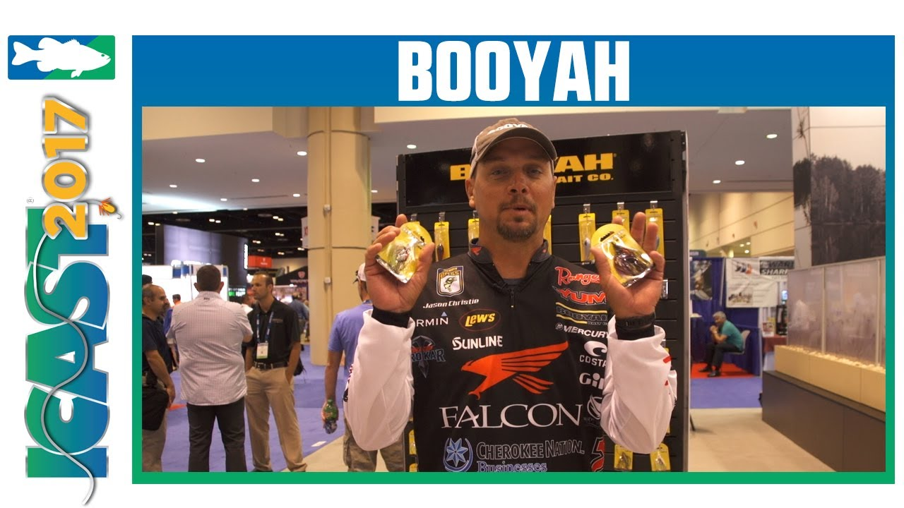 New Booyah Swim'n Jig Colors with Jason Christie | ICAST 2017