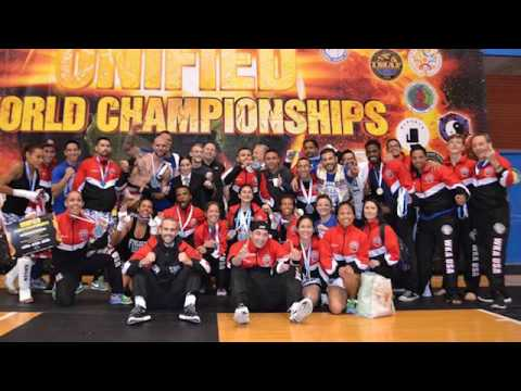 Team USA Renegades | WKA Worlds 2015 | Level UP Gym