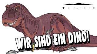 Ich bin ein Dinosaurier  - ❄️ The Isle