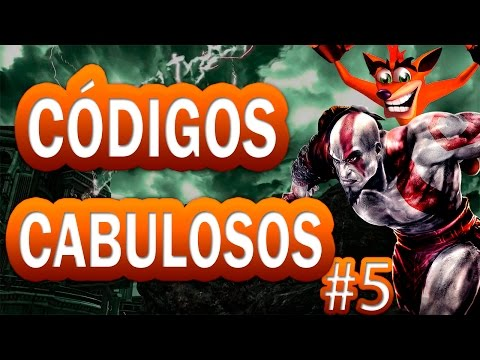 Códigos Cabulosos do Gameshark - #5