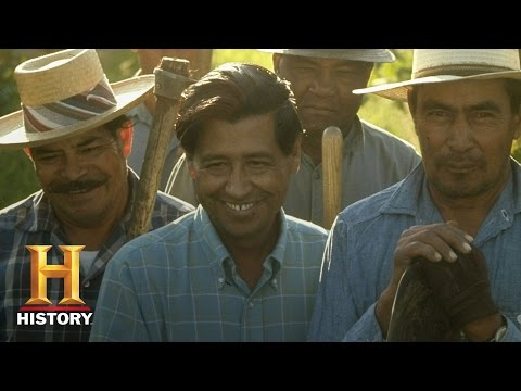 Cesar Chavez: American Civil Rights Activist - Fast Facts |