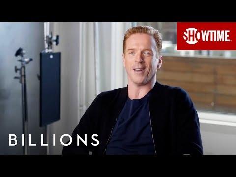 "Damian Lewis is Bobby ""Axe"" Axelrod | Billions | Season 2"