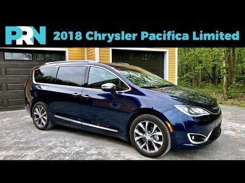 A Luxury Minivan? | 2018 Chrysler Pacifica Limited | TestDrive Spotlight