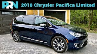 A Luxury Minivan? | 2018 Chrysler Pacifica Limited | TestDrive Spotlight