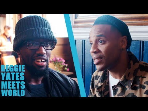 EP #1: SPAC Nation Critic Kojo Tells Reggie His Thoughts On The Church | Reggie Yates Meets World