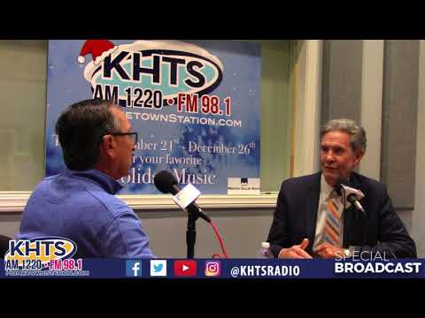 Rick Patterson From Owen, Patterson & Owen - December 11, 2018 - KHTS - Santa Clarita