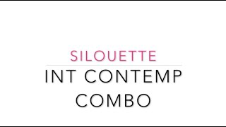Int Contemp   silouette