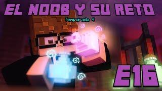 TUTORIAL DE POCIONES! E16 El Noob y su Reto 4 - Luzu