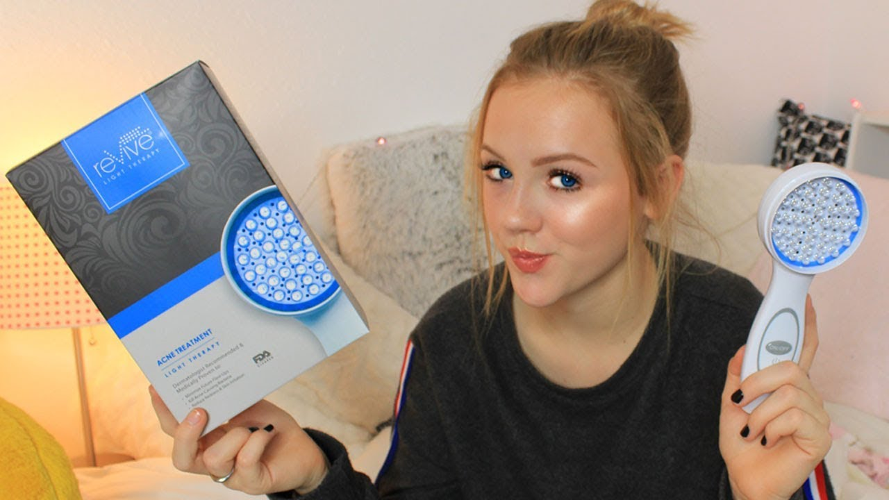 Revive Acne Treatment Amp Prevention Light Therapy Device