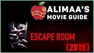 Alimaa's Movie Guide - Escape room (2019)