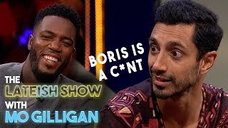 Riz Ahmed Isn't A Boris Fan | The Lateish Show With Mo Gilligan