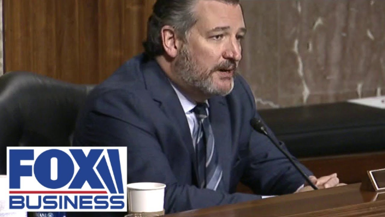 WATCH Cruz grill Dorsey over Twitter's alleged censorship, blocking voter fraud tweets