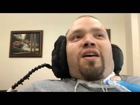 C2 Complete Quadriplegic From Connecticut, Gabriel Felix, 11 Years Post-injury