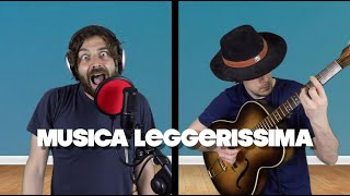 """""""MUSICA LEGGERISSIMA"""" IN 46 VERSIONI! - i Masa"""