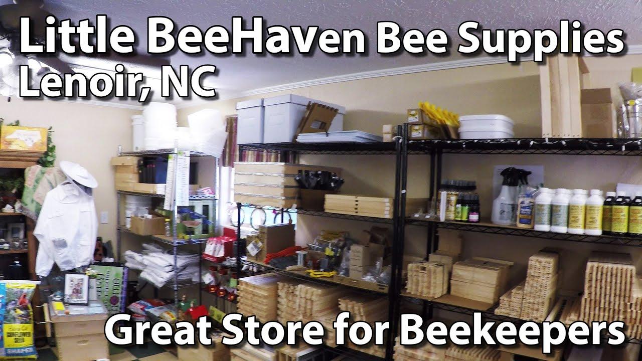 little beehaven bee supplies lenoir nc youtube