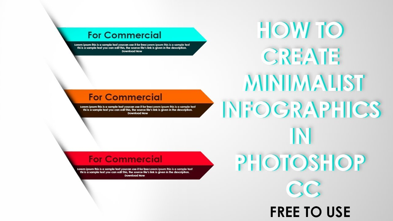 How To Make Creative Infographic Designs Photoshop Tutorial Graphic