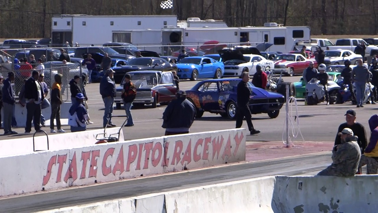 17 Testing at State Capitol Raceway ...