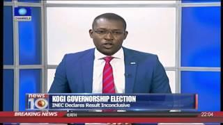 News@10: Kogi Governorship Polls: Leading APC Candidate Dies 22/11/15 Pt. 1