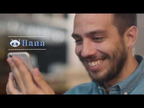 Hana -  Your peer-to-peer bilingual personal assistant at anytime in real time.